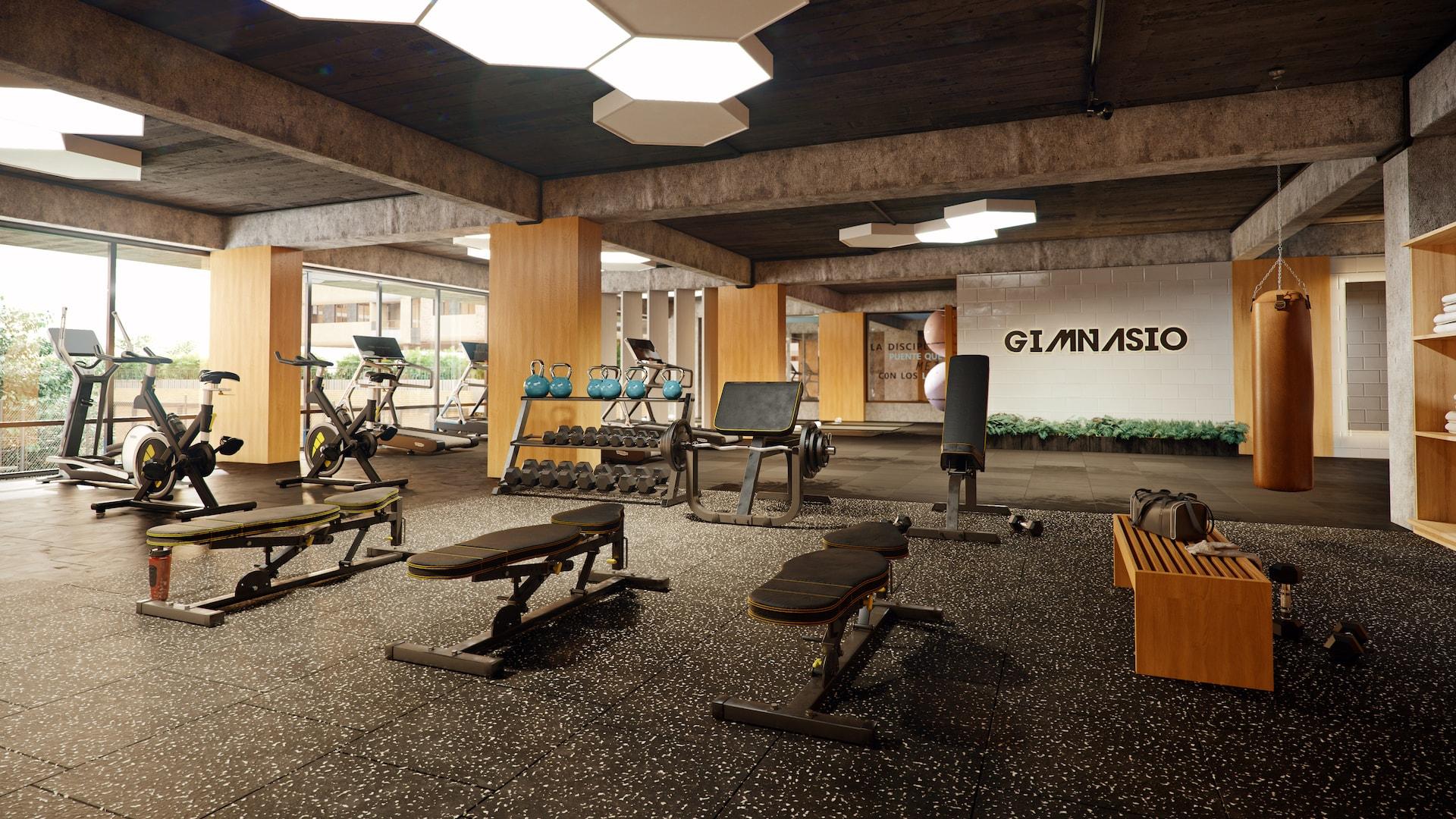 gym -min