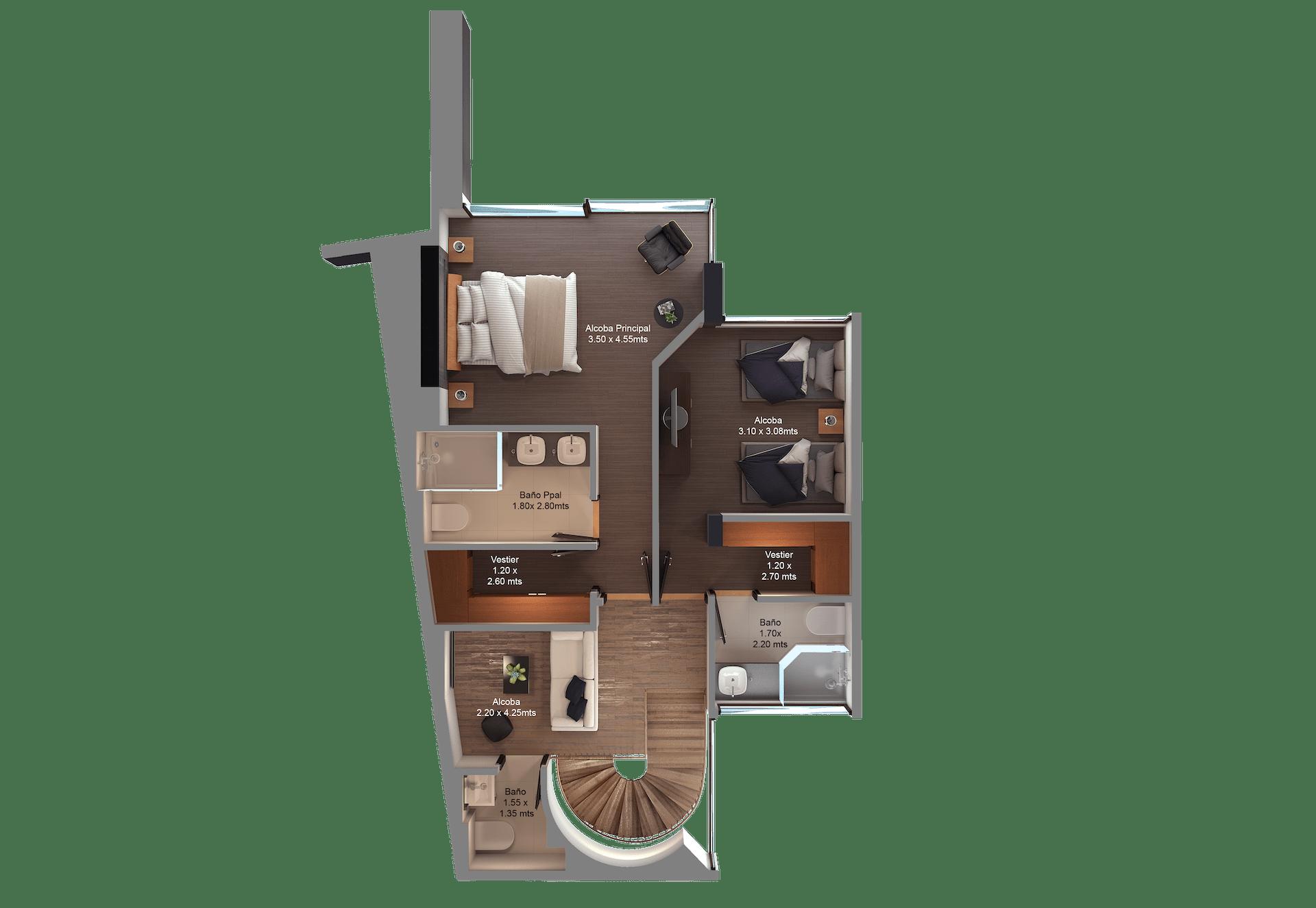 Apartamento F1 piso2 nombres-min