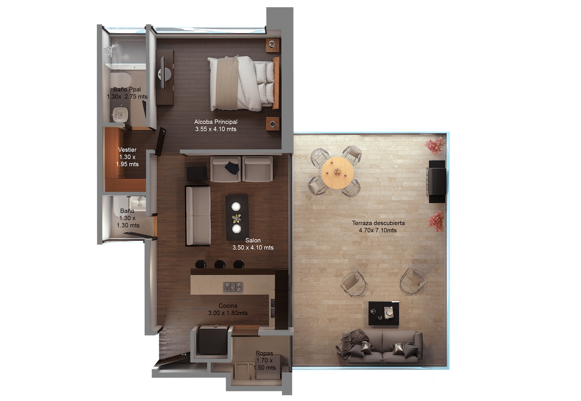 Apartamento tipoF2 nombres-min